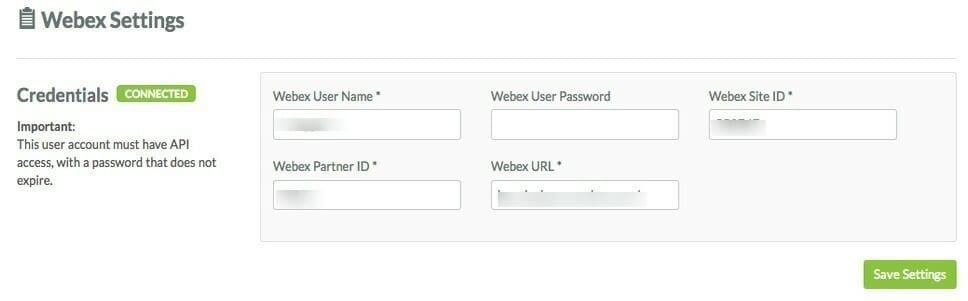 WebEx - SharpSpring