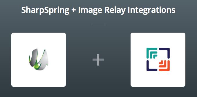 SharpSpring e Image Relay en Zapier