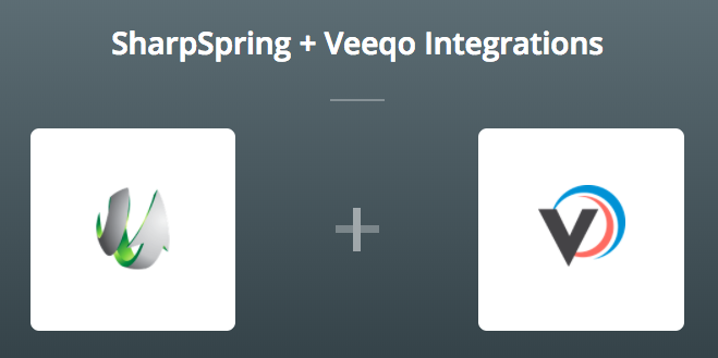 SharpSpring & Veeqo on Zapier