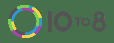 10to8 Logo
