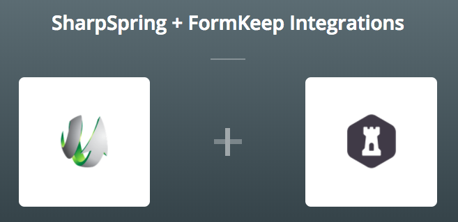 SharpSpring & FormKeep on Zapier