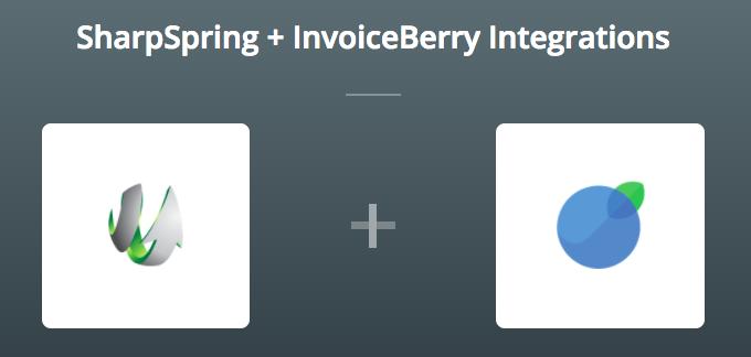 SharpSpring & InvoiceBerry on Zapier