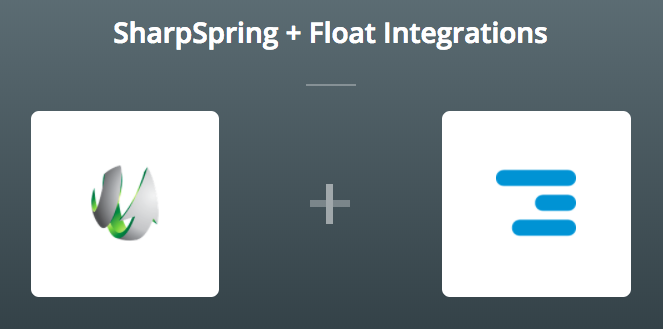 SharpSpring & Float en Zapier