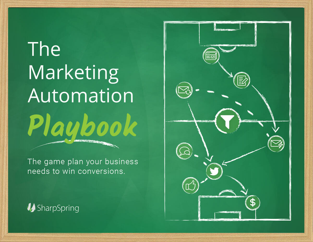 SharpSpring Marketing Automation Spielbuch