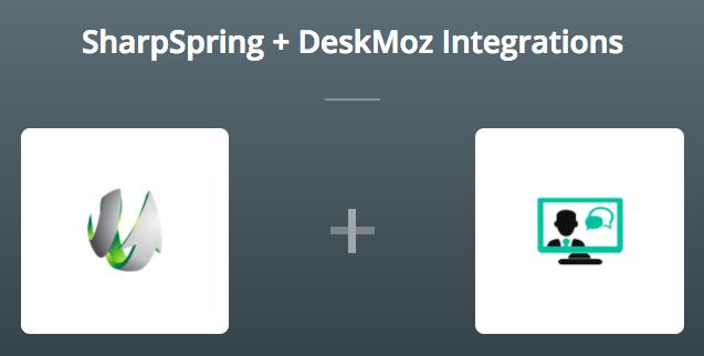 SharpSpring_DeskMoz_Zapier