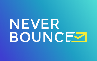 Logotipo de NeverBounce