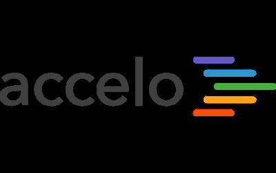 logotipo de accelo