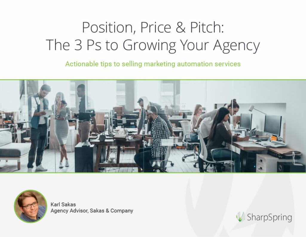 Position, Price & Pitch: The 3 Ps to Growing Your Agency
