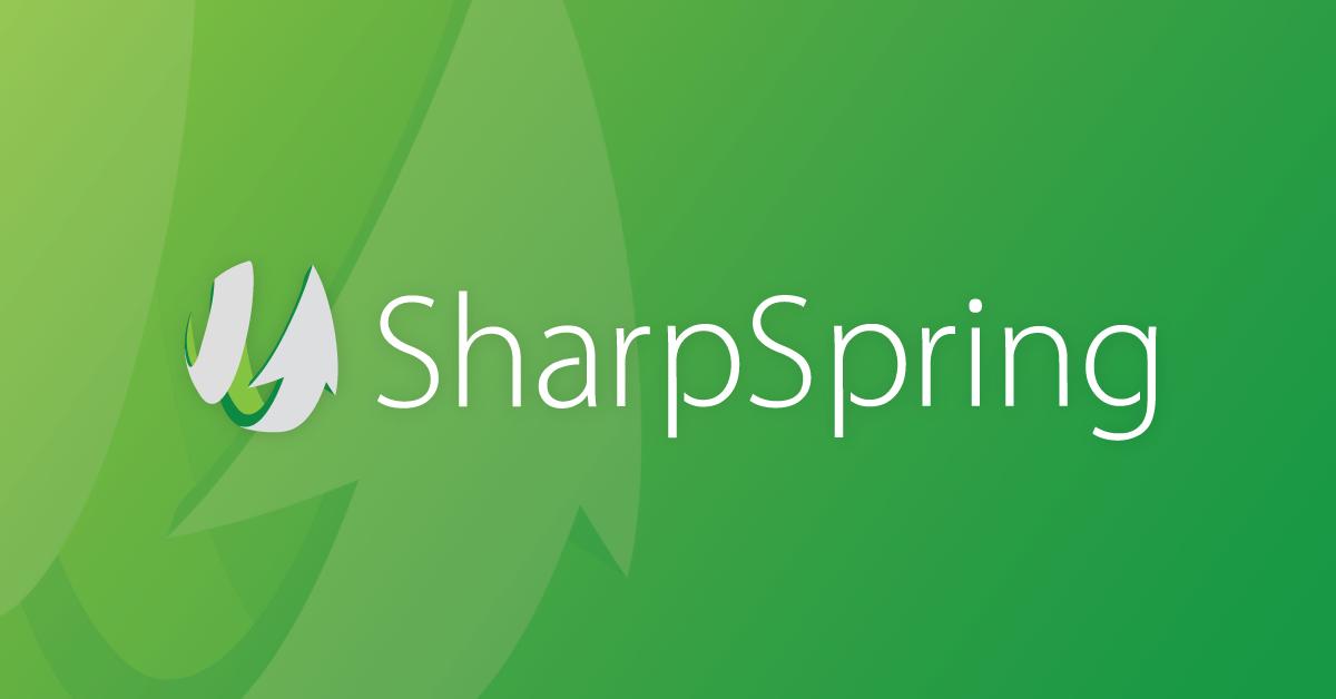 Automatización de marketing para agencias - SharpSpring