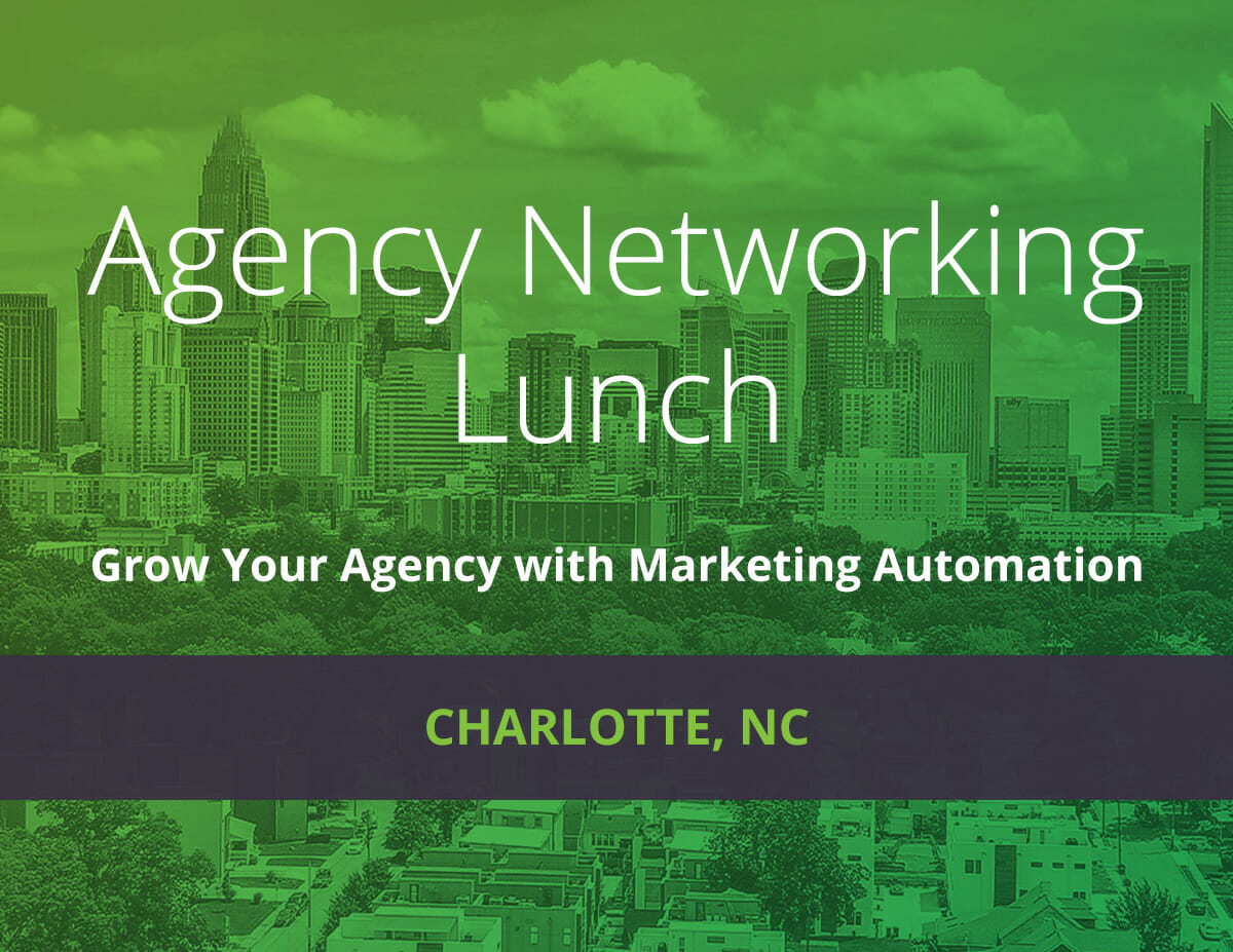 Agency Networking Lunch - Charlotte - 6/20/2019 - SharpSpring