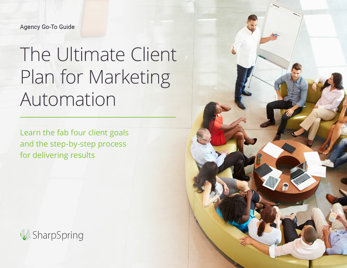 The Guide to Growing Your Agency With Marketing Automation