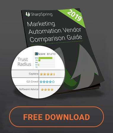 Guida al confronto dei fornitori di automazione di marketing