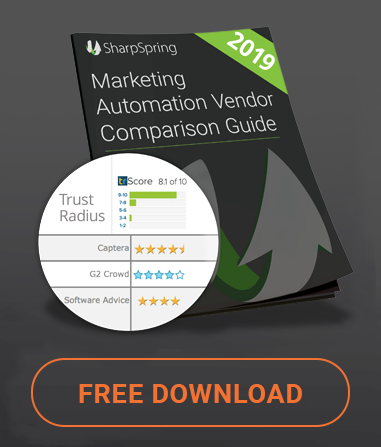 Guía de comparación de proveedores de automatización de marketing