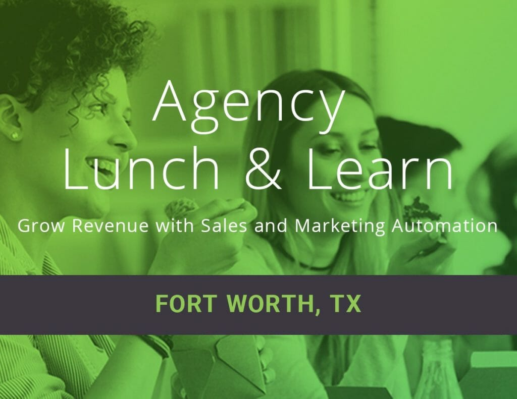 Agency Lunch & Learn Fort Worth