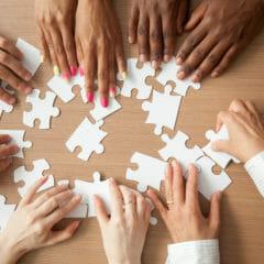 Multicultural marketing team efforts for 2020