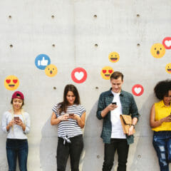 Social Media Brand Influencer for Organic Digital Promotion
