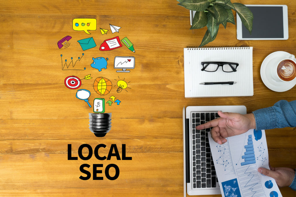 Mejorando sus asuntos locales de SEO para que los clientes encuentren sus productos y servicios