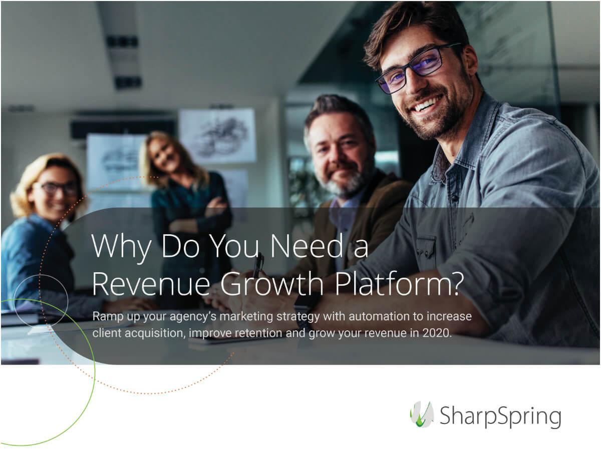 Warum brauchen Sie eine Plattform für das Umsatzwachstum?