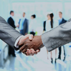 Handshake master the art of managing customer expectations.