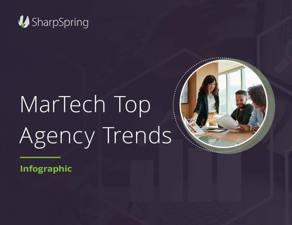 MarTech Top Agency Trends