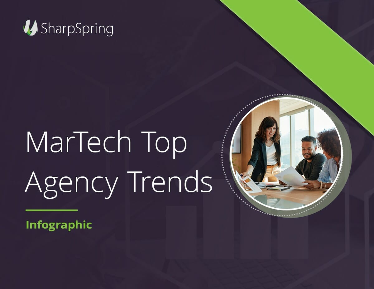 MarTech Agency Top Trends