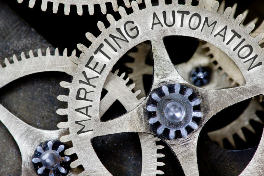 Image displaying how to measure marketing automation