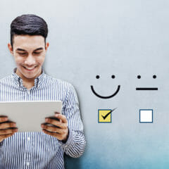Customer happy due to omni-channel marketing
