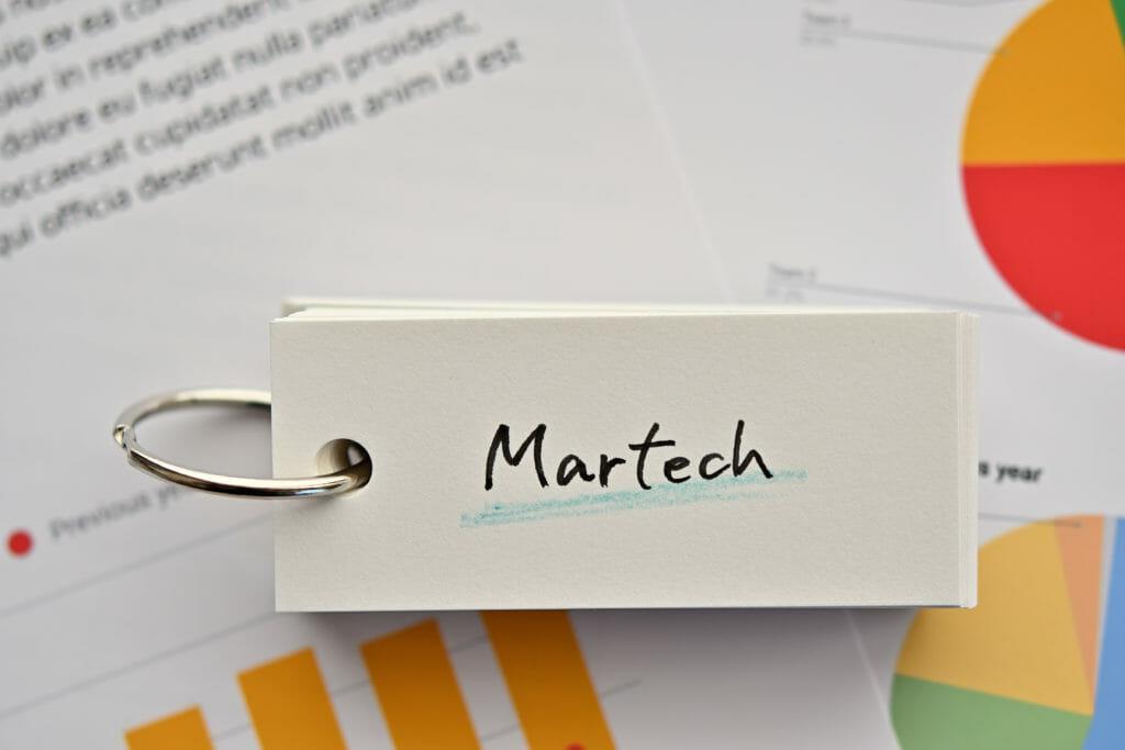 Image depicting MarTech Stack Optimization