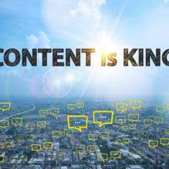 Content is King image for digital content distribution