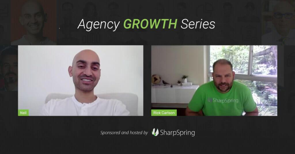 Agency Growth Series Neil Patel