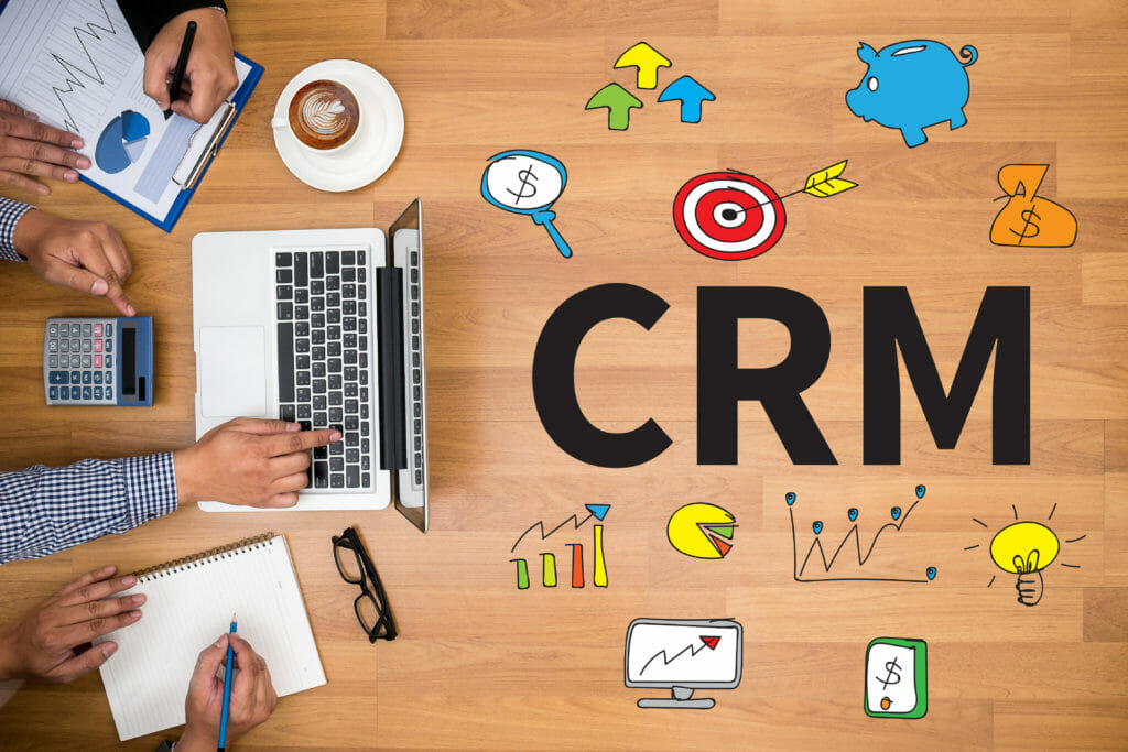 Image depicting CRM Software