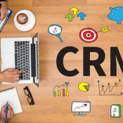 Image représentant un logiciel CRM