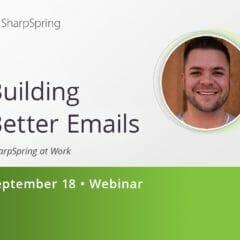 18 septembre • Créer de meilleurs e-mails