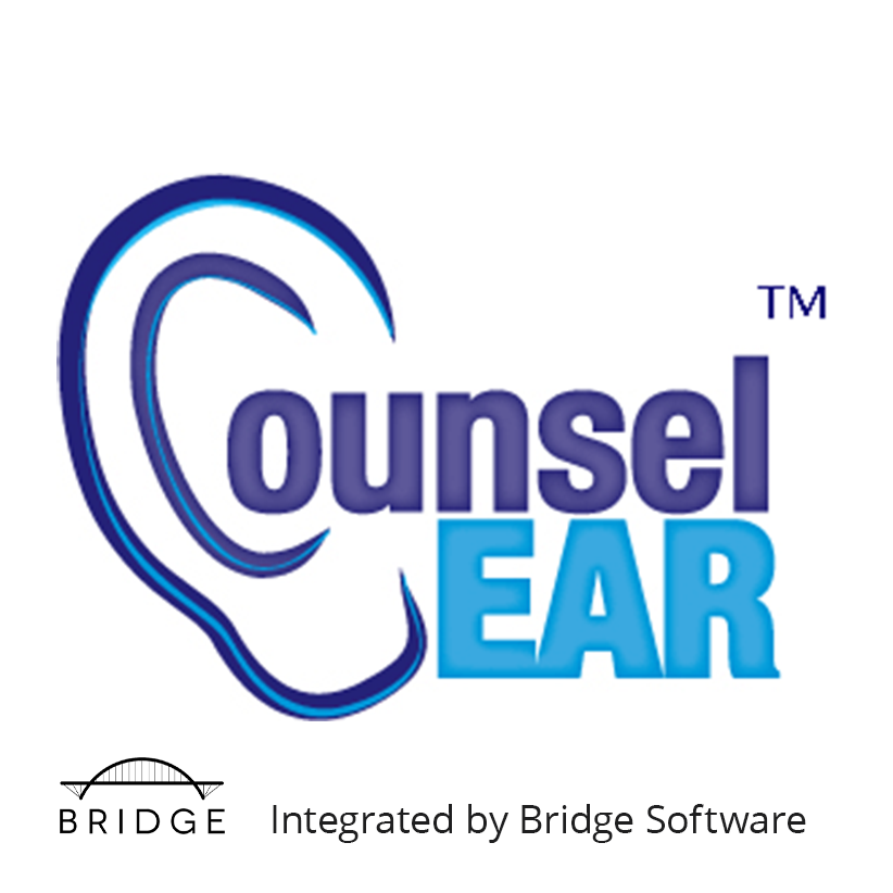 CounselEAR™ - Integrated by Bridge Software
