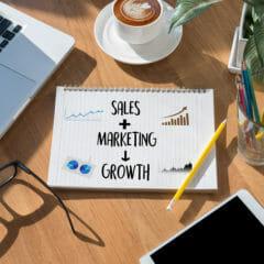 Image représentant les ventes et le marketing