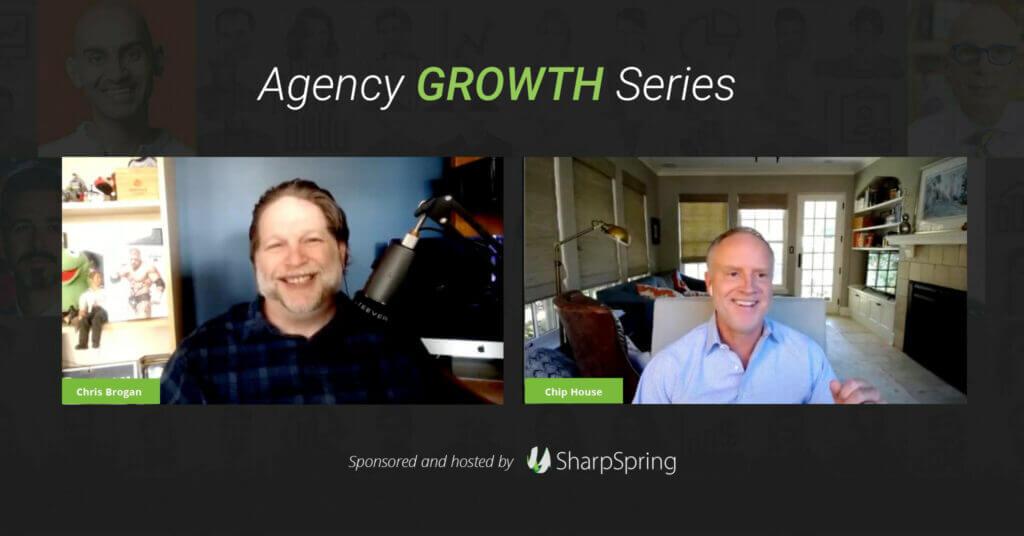 Agency Growth Series Chris Brogan