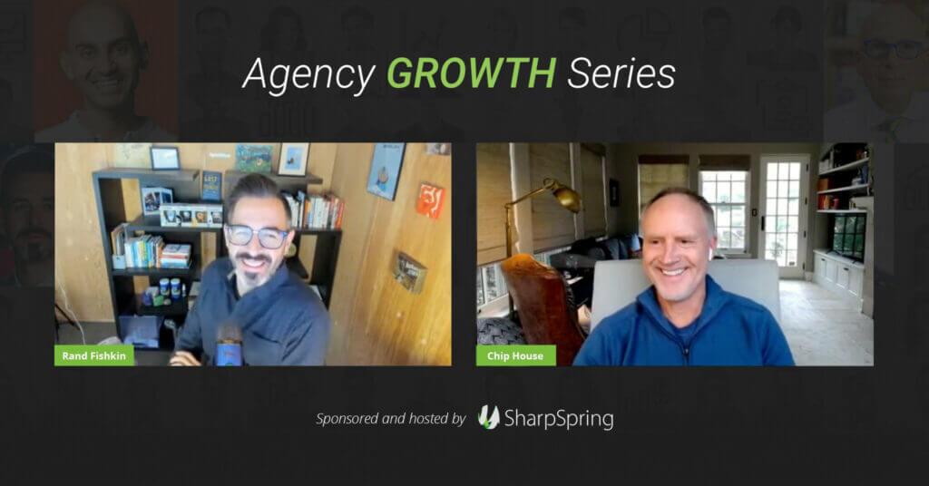 Agency Growth Series Rand Fishkin