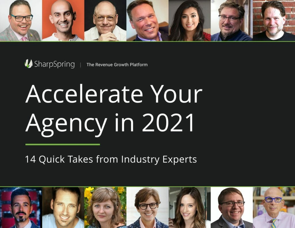 Accelerate Your Agency in 2021