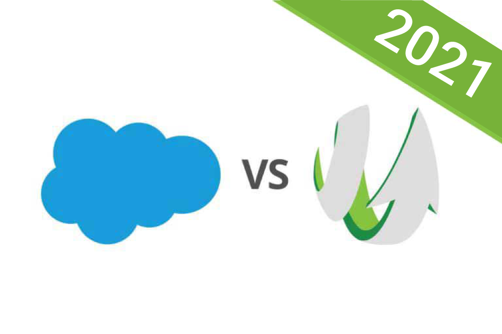 Sharpspring vs Salesforce