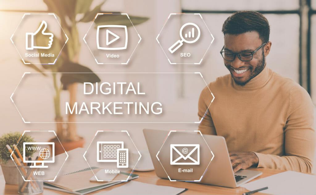 Digitale Marketing-Tools