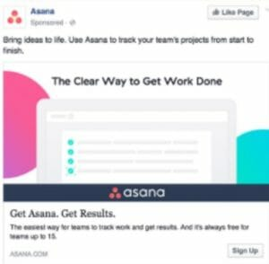 Retargeting Ad to Solve a Problem