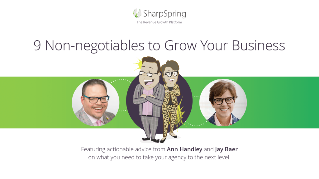 9 Non-negotiables to Grow Your Business