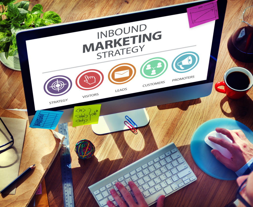 Displaying Inbound Marketing Trends