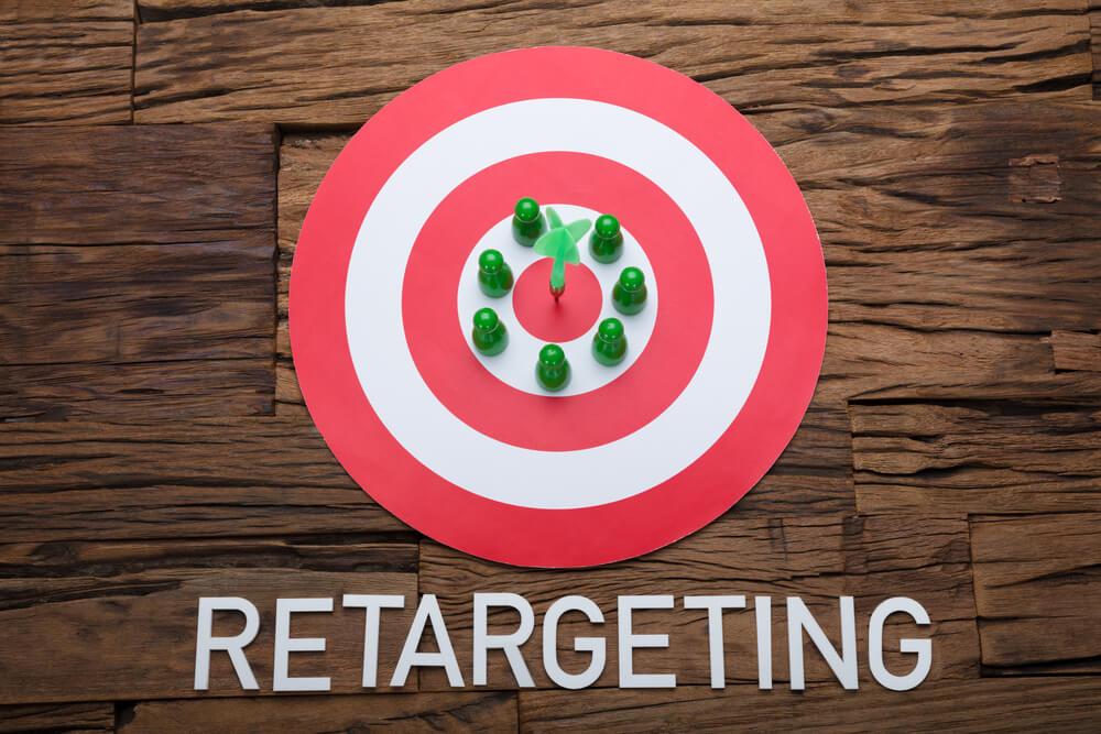 Retargeting von Anzeigen für Unternehmen