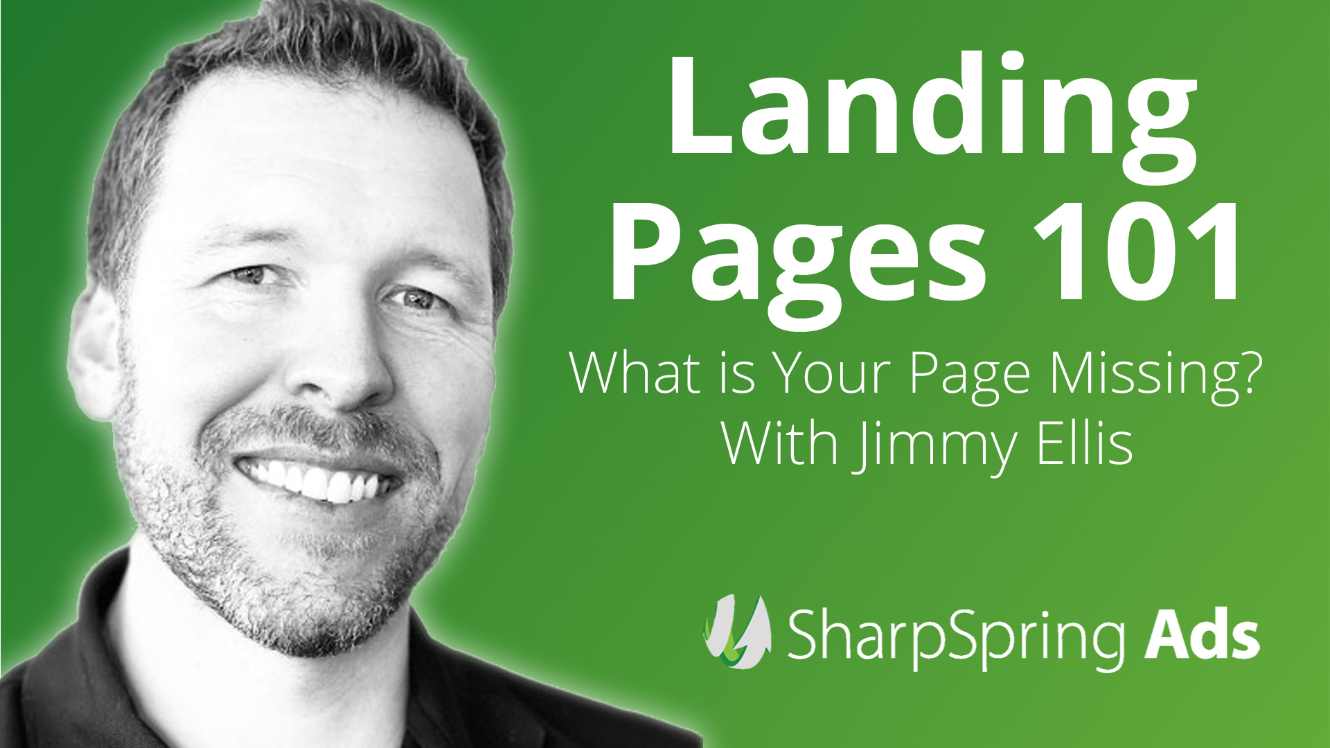 Landing Pages 101 – Who is this page REALLY for?